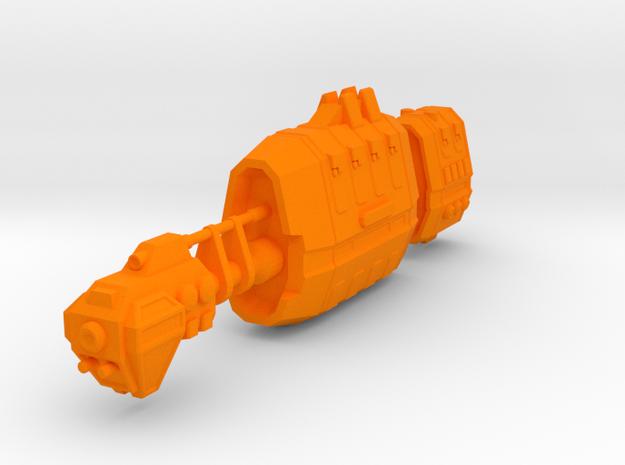 USASF Battlecruiser 3d printed