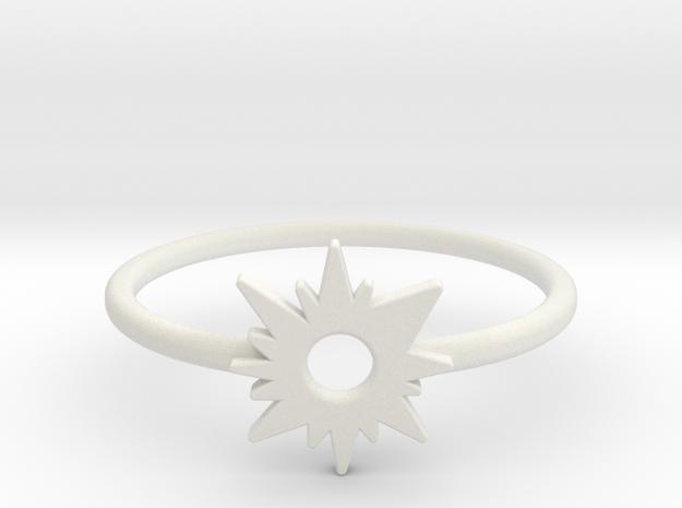 Sun Midi Ring