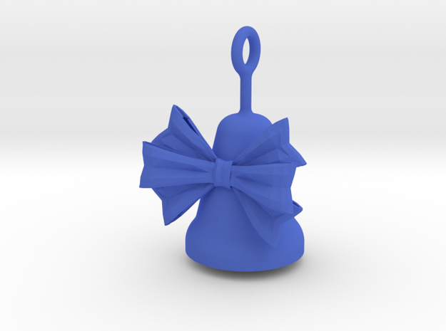 Christmas Bell 3d printed