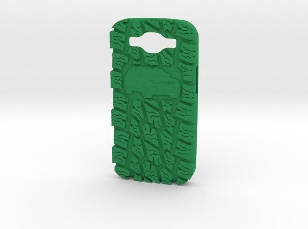 Galaxy S3 Touareg case 3d printed