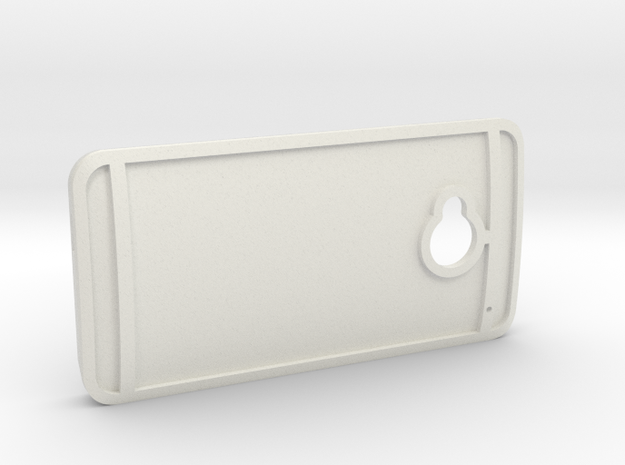 HTC One picture frame case 3d printed