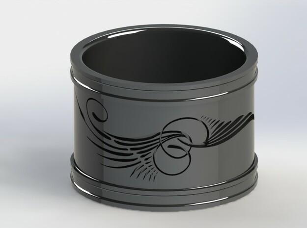 "Pinstriper Ring 3d printed Internal dimension of .850"""