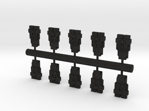 10 Aggressor assault boats 3d printed