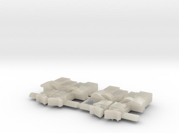 HMG II (Dual) 3d printed
