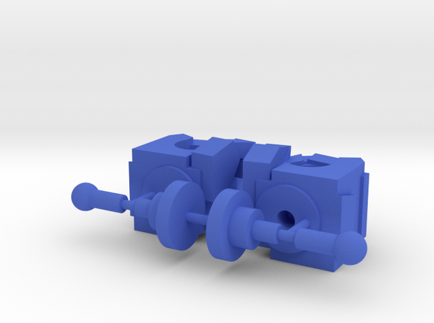 Fists - Small Voyager 3d printed