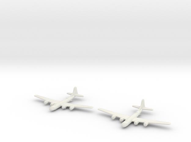B-29 (Qty.2) Global War Scale 3d printed