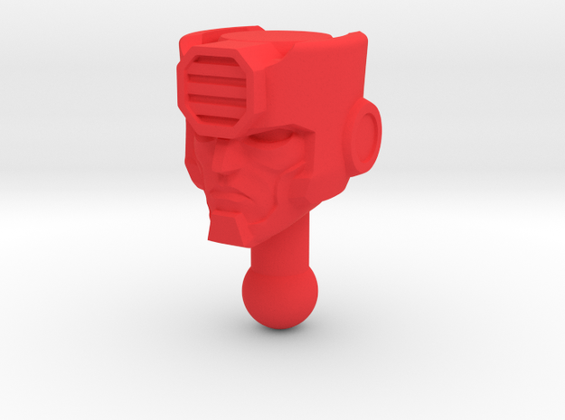 KUP homage Ironside for TF Prime Ironhide  3d printed