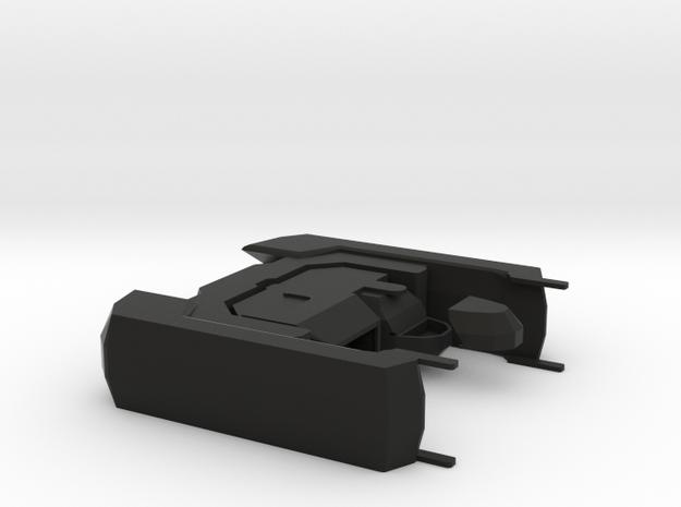 Rebel Rigger (FTL) 3d printed