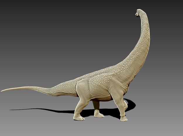 Futalognkosaurus 15 Hollow 3d printed