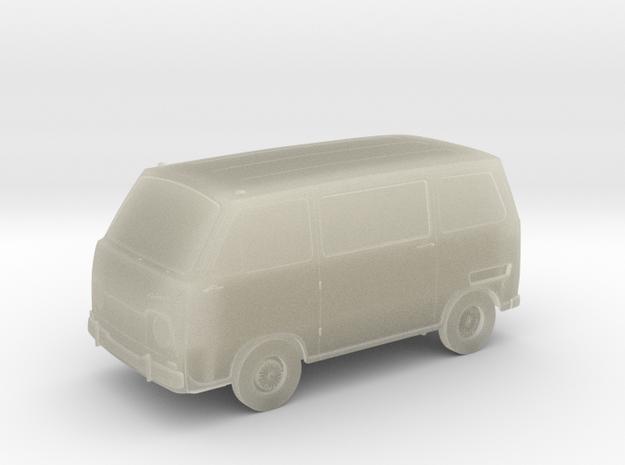 1966 Subaru 360 Van (Sambar) 1:24 3d printed