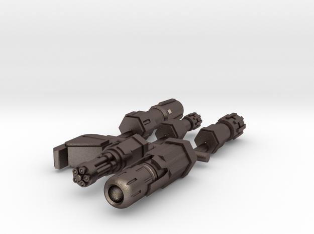 6mm Weapon Sprue B in Stainless Steel