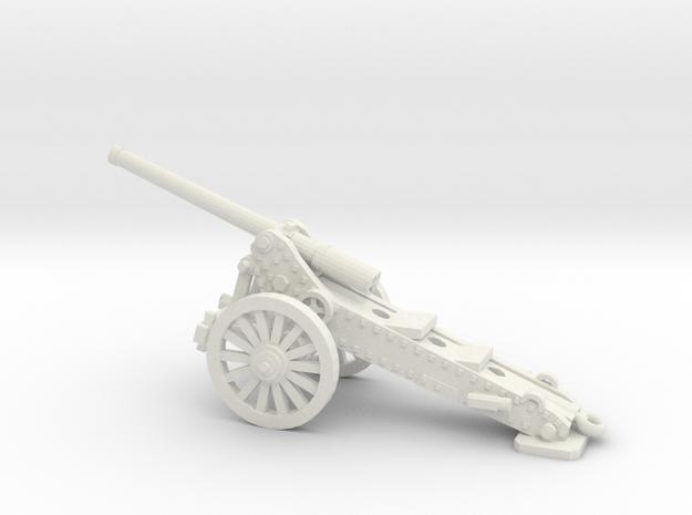 1/160 De Bange cannon 155mm
