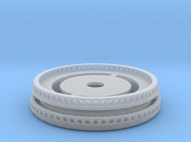 Quick Connection für Herpa LR 1600/2 mit Bohrung in Smooth Fine Detail Plastic