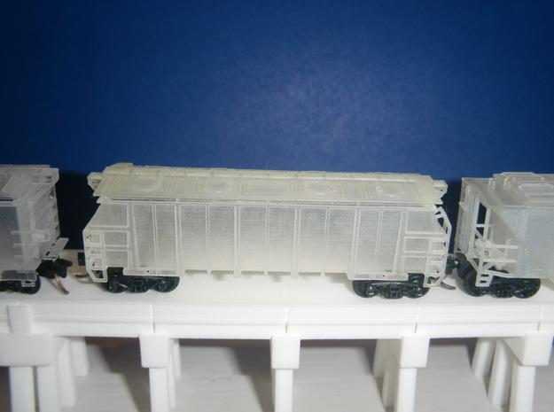 GR1 Phosphate Gondola N scale 3d printed