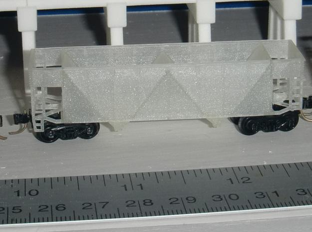 U11 N Scale 3d printed
