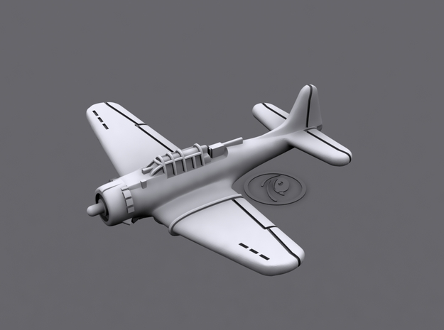 1/900 Douglas SBD Dauntless (x12)