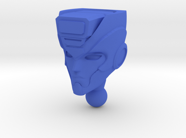 CHROMIA homage Tempest Head for RID RC 3d printed