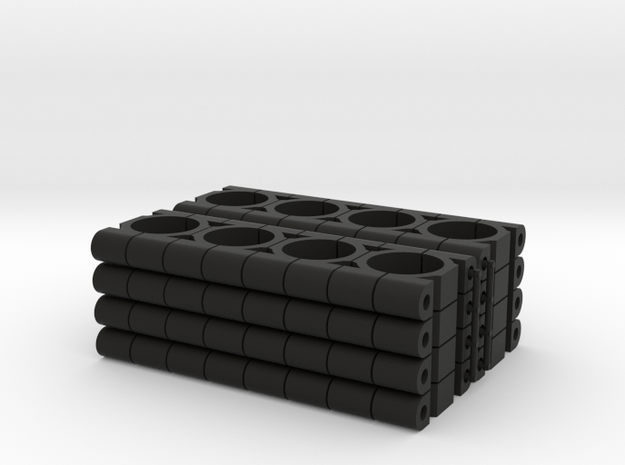 TKSO-1600-SET in Black Strong & Flexible