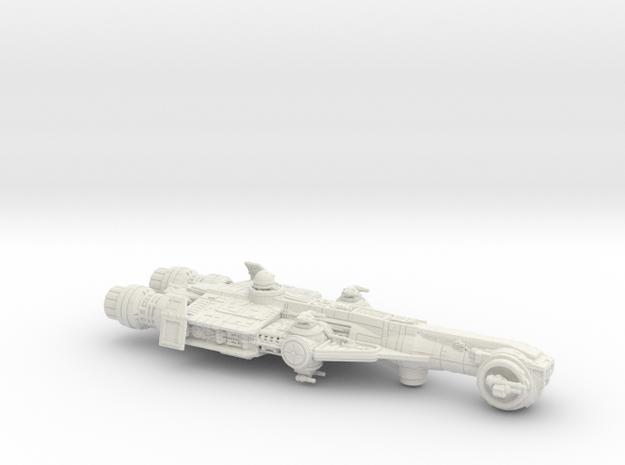 Corvan Gunship 1-270 3d printed