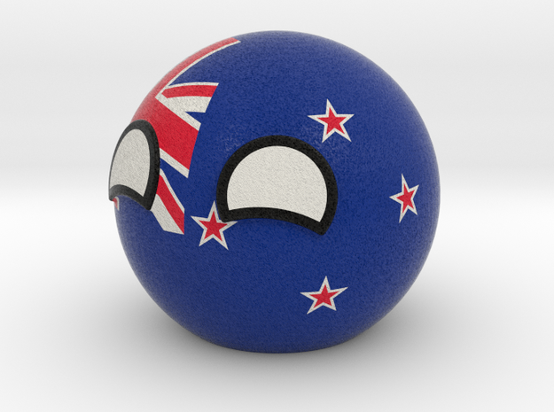 Newzealandball in Full Color Sandstone