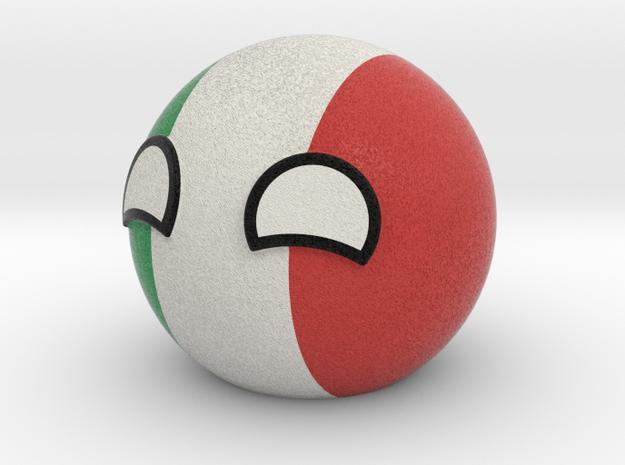 Italyball in Full Color Sandstone