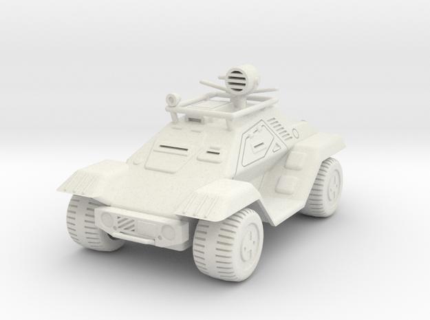 GV14 Command Car (28mm) 3d printed