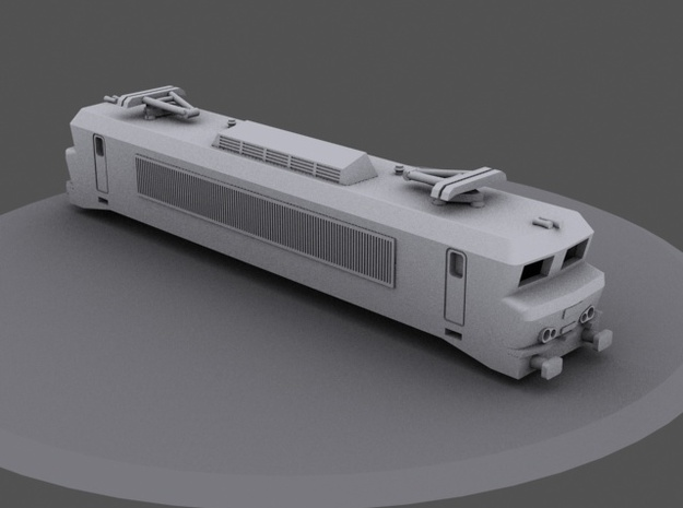 BB 7200 (1:220) (fr) in Smooth Fine Detail Plastic