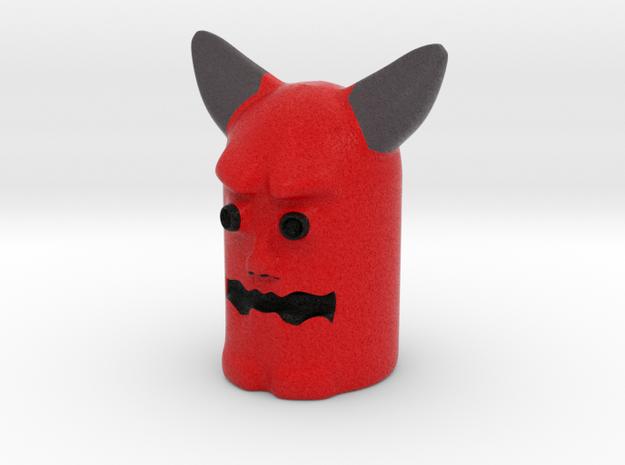 MiniMonstre - Devil in Full Color Sandstone