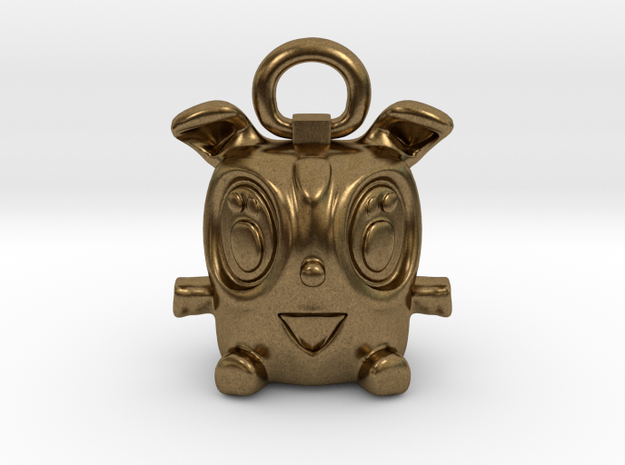 Lucky Rodents 005 in Natural Bronze