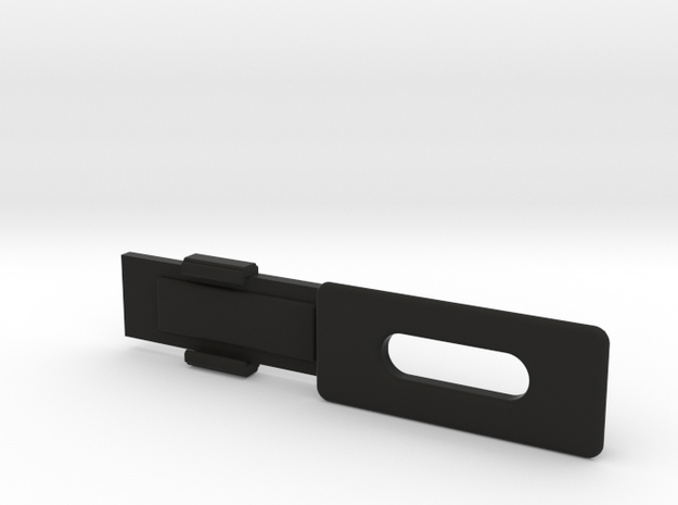 Screen Cradle with Screen Clip