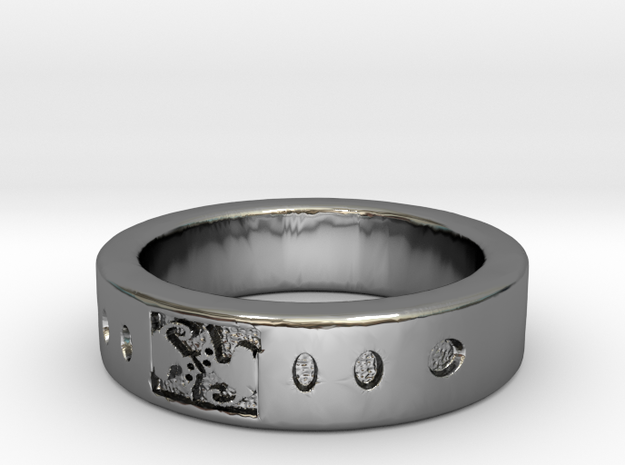 AnelloCAT RING in Premium Silver