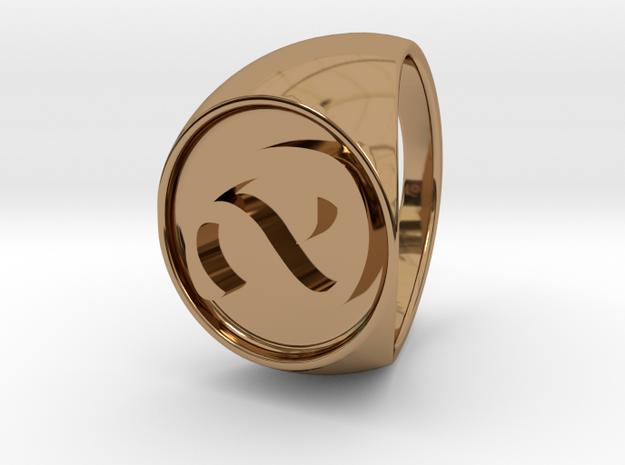 Custom Signet Ring 3