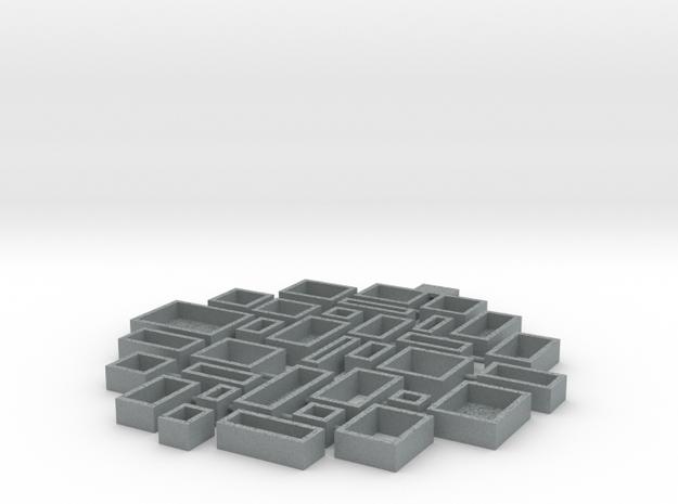 Mosaic Pendant 3d printed