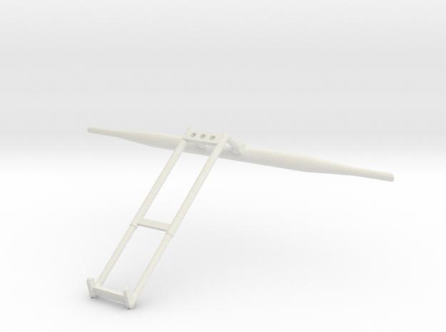 37F-J Mission-LRV Saddle Scenario 6 in White Strong & Flexible