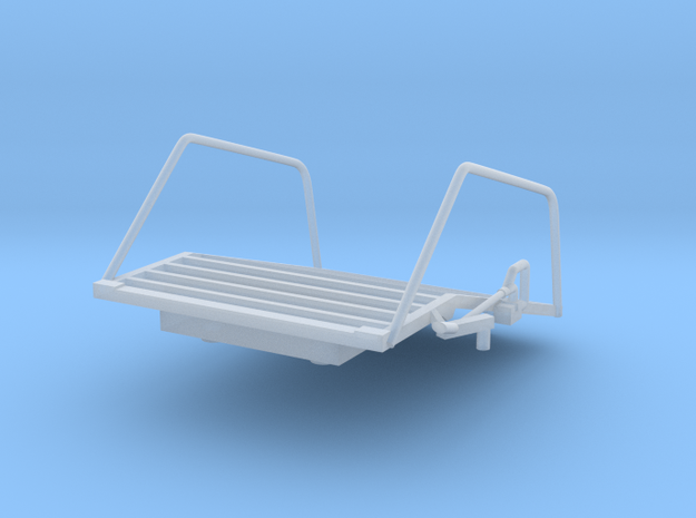 16-Egress Platform in Frosted Ultra Detail