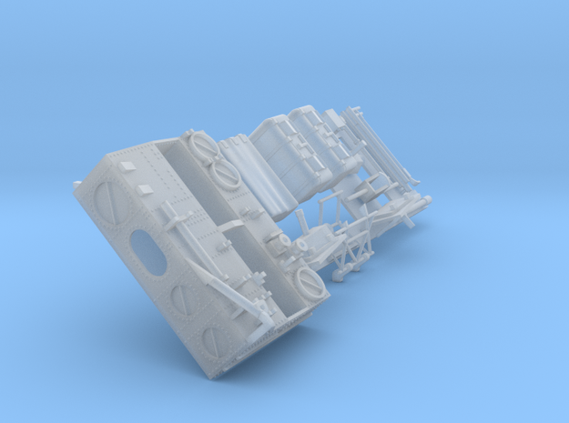 15-MESA Detailled For Print in Smooth Fine Detail Plastic
