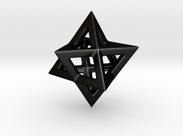 Stella Octangula 3d printed
