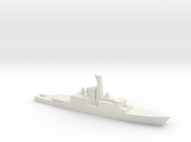 Iroquois 1/2400 in White Natural Versatile Plastic