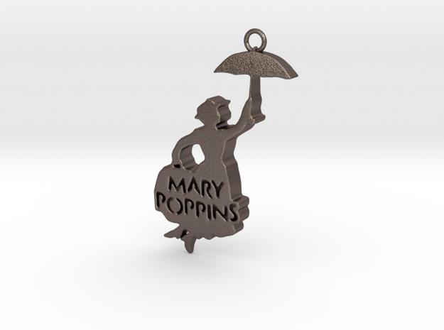 MaryPoppins in Stainless Steel