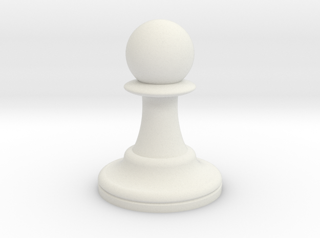 Pawn in White Strong & Flexible
