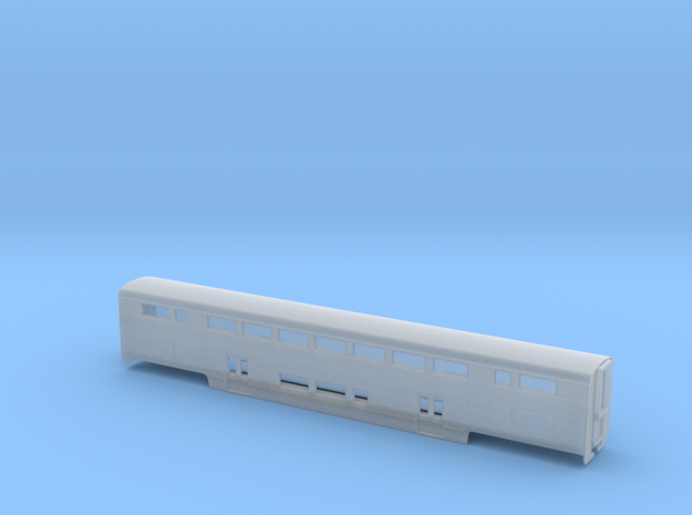 n scale Amtrak Surfliner Business Class Coach  in Smooth Fine Detail Plastic
