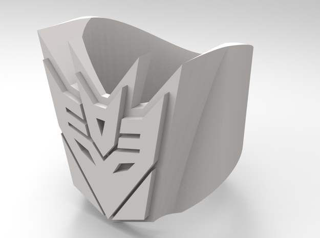 [Transformer] Decepticon-ring Size #6