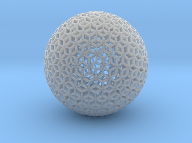 Diamond Sphere Mesh