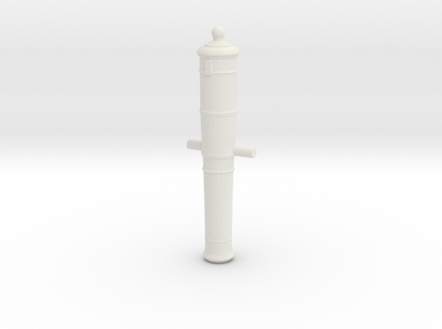 Cannon for Patrick Henry Kit in White Strong & Flexible
