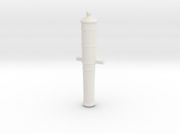 Cannon for Patrick Henry Kit in White Natural Versatile Plastic