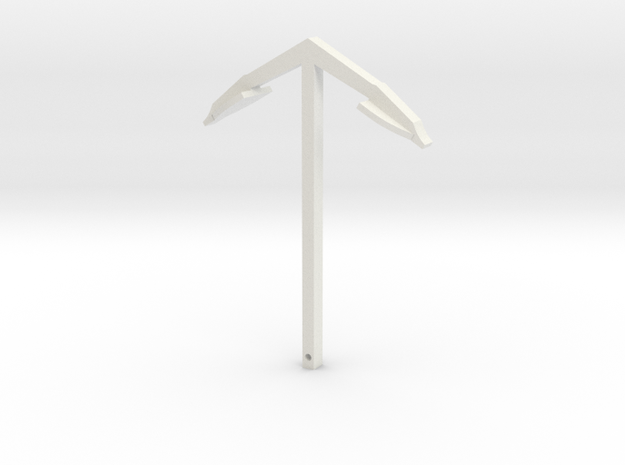 Anchor in White Strong & Flexible