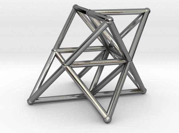 Rod Merkaba Supports OpenBase 4cm 3d printed
