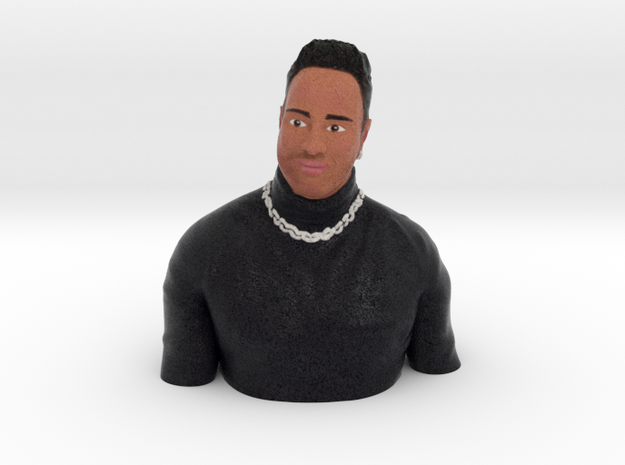 90s Style Like A Bad Ass The Rock Meme in Full Color Sandstone