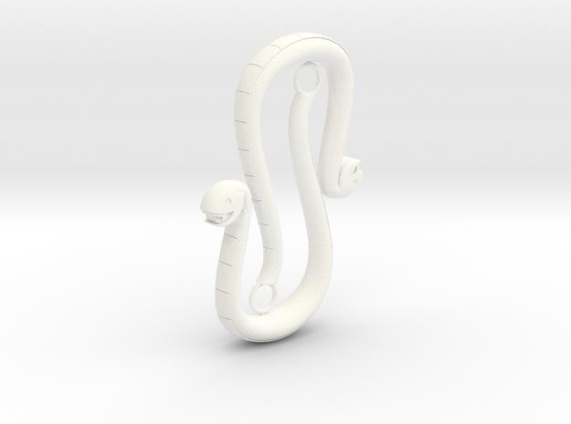 Boa Hancock Snake Earrings