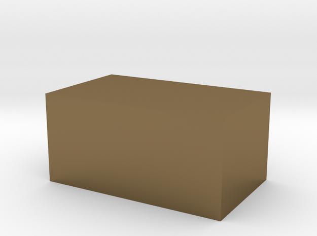 block 3d printed
